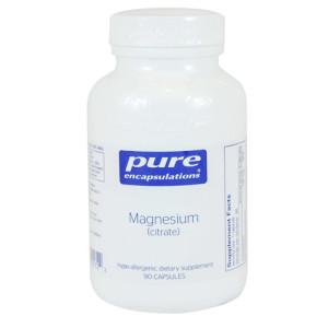 Magnesium Citrate PURE 90 caps