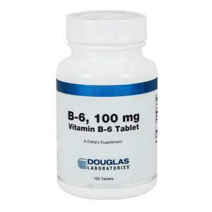 B6 Douglas Labs 100tabs