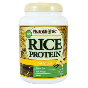 Rice Protein Vanilla