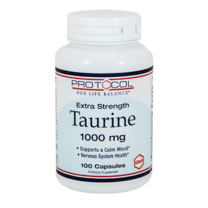 Taurine Extra Strength 1000mg