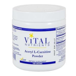 Aceytl L-Carnitine Powder 100mg