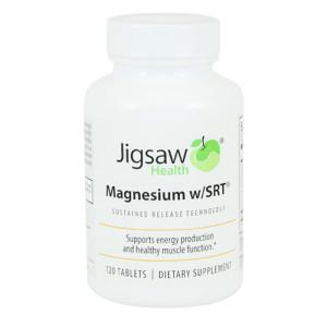 Magnesium w-SRT 120 tabs