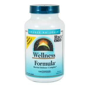 Wellness Formula 120caps