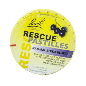 Rescue Pastilles BlackCurrent Seed