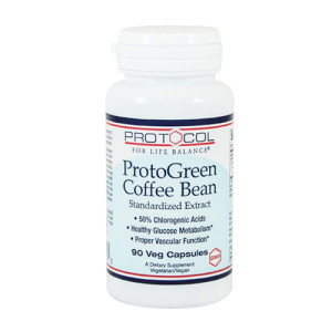 Green Coffee Bean Extract 400mg