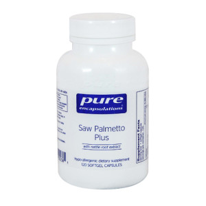 Saw Palmetto Plus 120sg