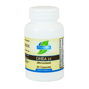 DHEA 25 Priority One